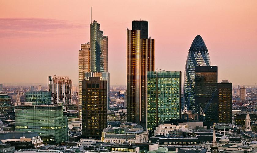 London ingatlan