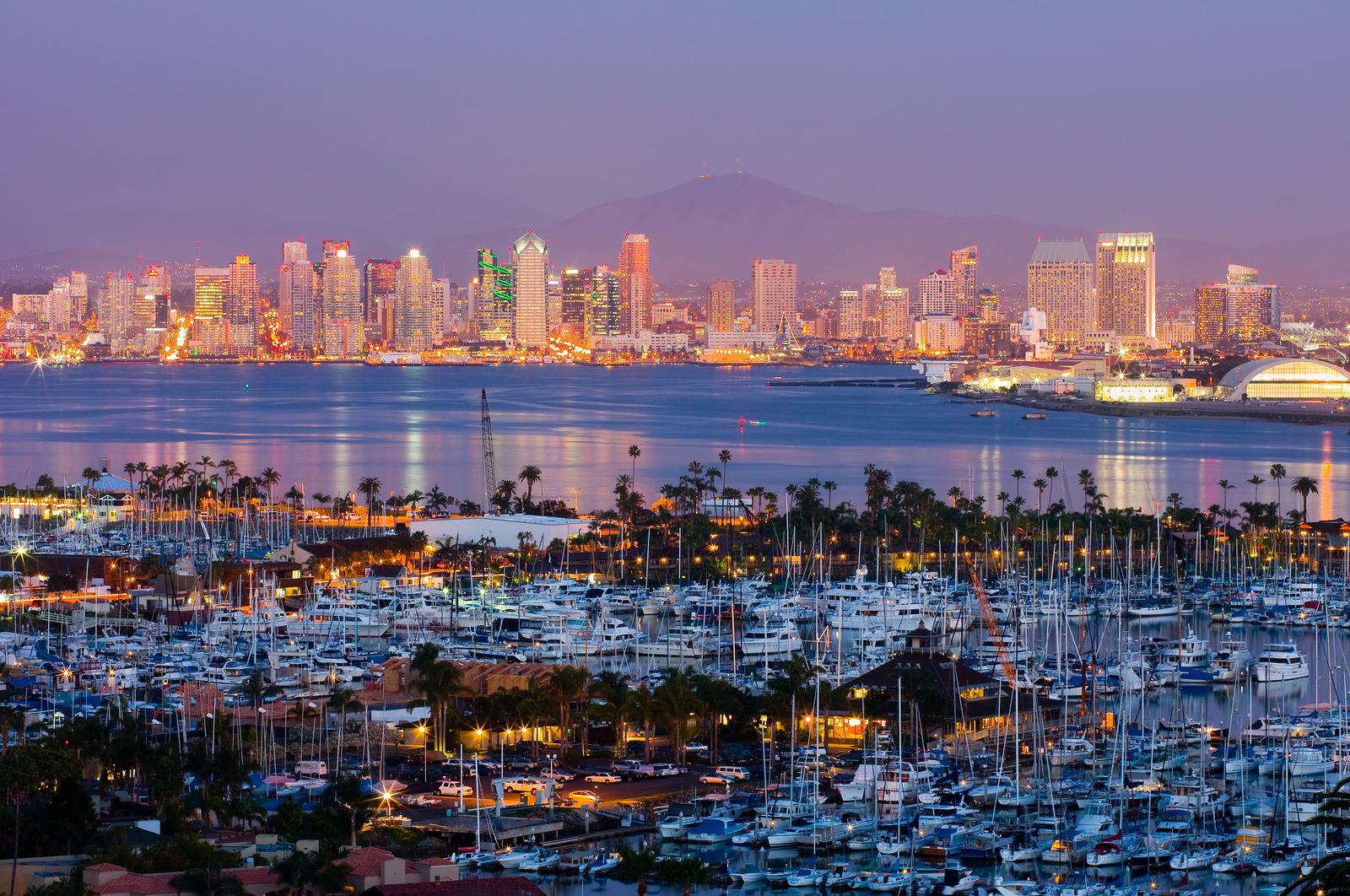 San Diego ingatlan
